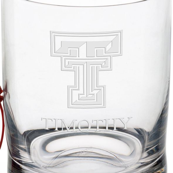 Texas Tech Tumbler Glasses - Set of 2 - Image 3