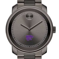 Kansas State University Men's Movado BOLD Gunmetal Grey
