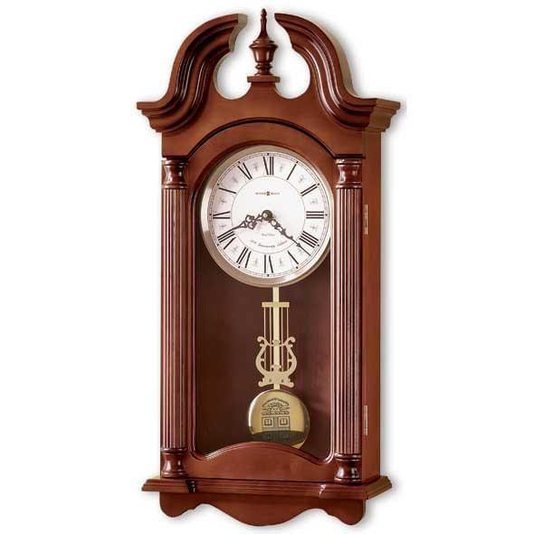 Brown Howard Miller Wall Clock
