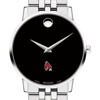 Ball State Men's Movado Museum with Bracelet