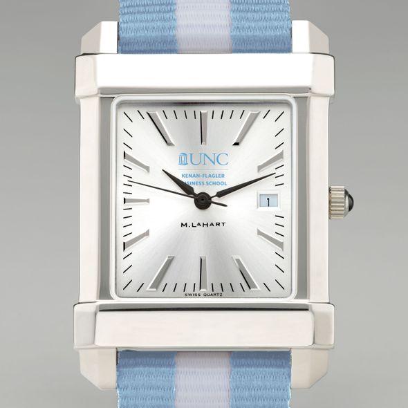 UNC Kenan-Flagler Collegiate Watch with NATO Strap for Men