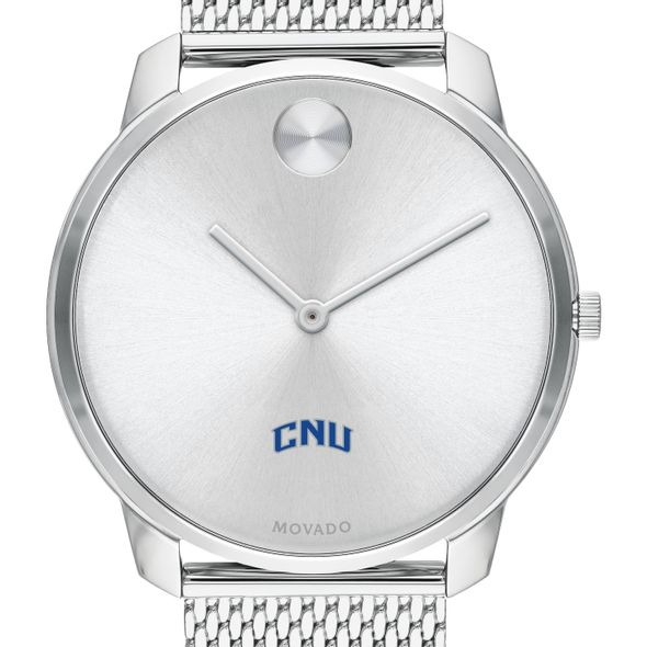 Christopher Newport University Men's Movado Stainless Bold 42