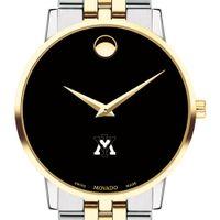 VMI Men's Movado Two-Tone Museum Classic Bracelet