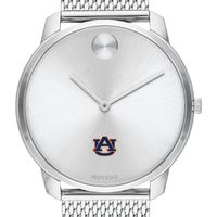 Auburn University Men's Movado Stainless Bold 42