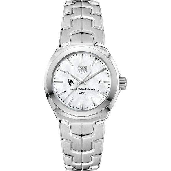 Carnegie Mellon University TAG Heuer LINK for Women - Image 2