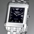 Virginia Tech Men's Black Quad Watch with Bracelet - Image 1