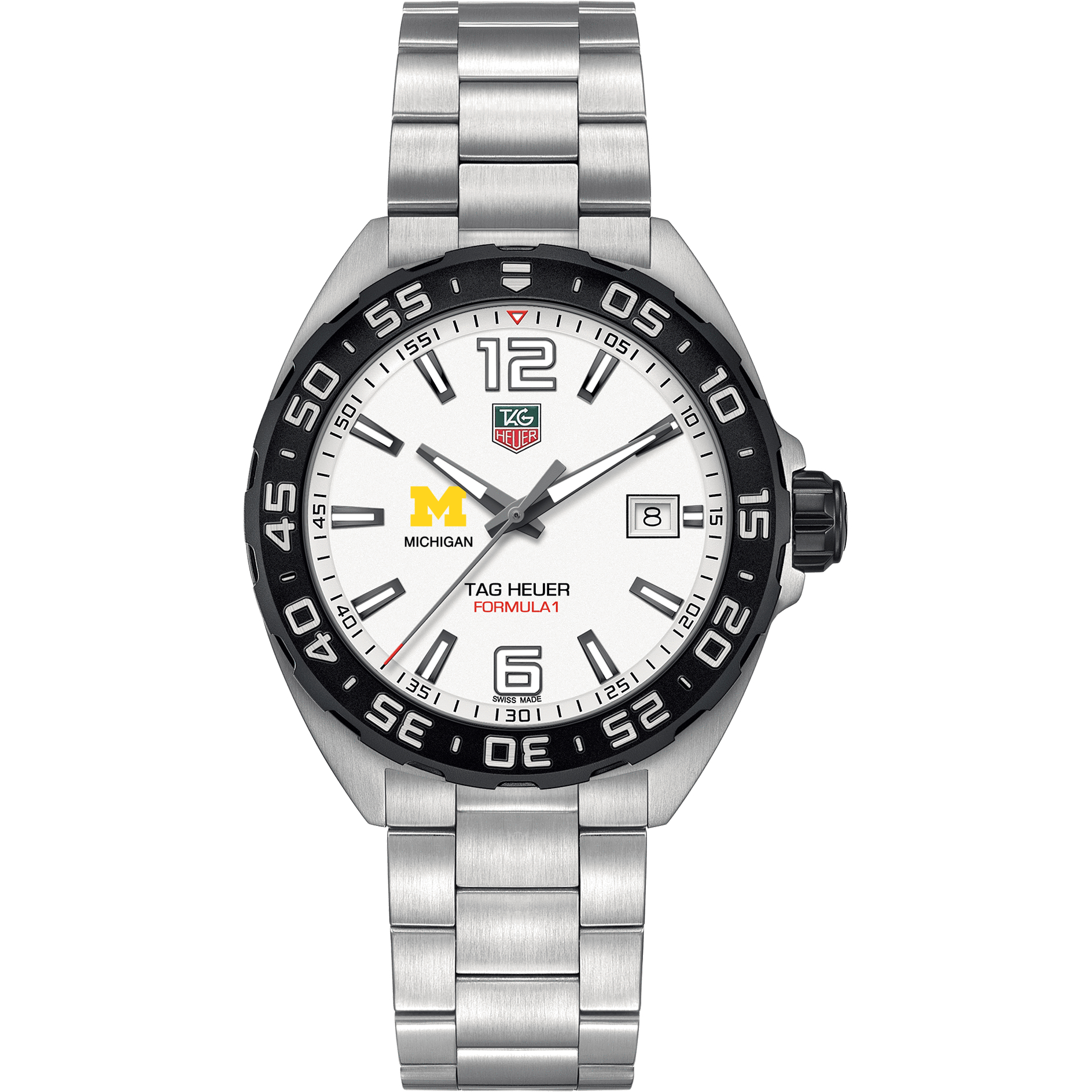 Michigan Men's TAG Heuer Formula 1 - Image 2