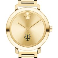 University of California, Irvine Women's Movado Gold Bold 34
