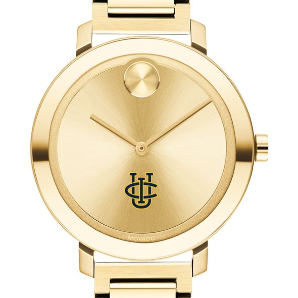 University of California, Irvine Women's Movado Gold Bold 34 - Image 1
