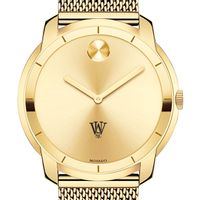 WashU Men's Movado Gold Bold 44