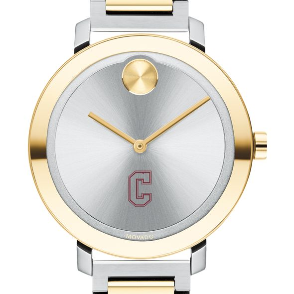 College of Charleston Women's Movado Two-Tone Bold 34
