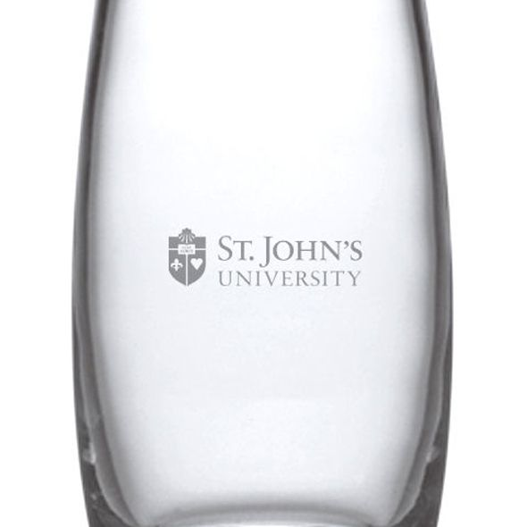 St. John's Glass Addison Vase by Simon Pearce - Image 2