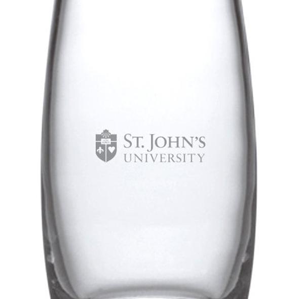 St. John's Glass Addison Vase by Simon Pearce - Image 2