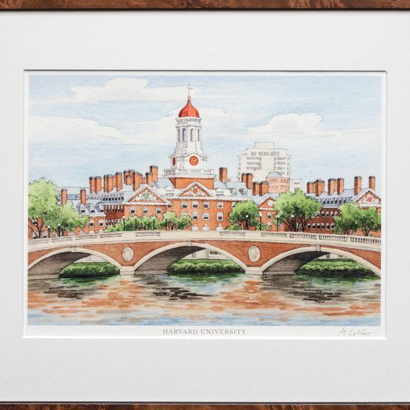 Harvard Campus Print- Limited Edition, Medium - Image 2