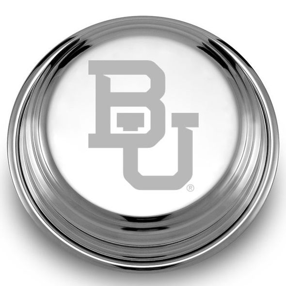 Baylor Pewter Paperweight - Image 2