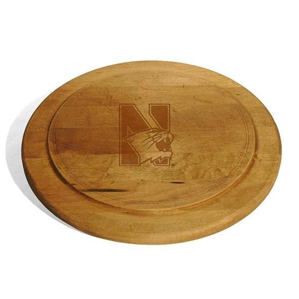 Northwestern Round Bread Server
