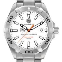 Gonzaga Men's TAG Heuer Steel Aquaracer