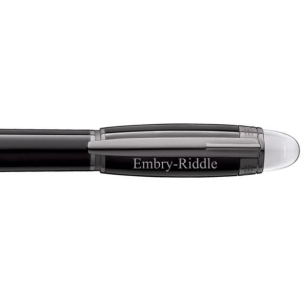 Embry-Riddle Montblanc StarWalker Fineliner Pen in Ruthenium - Image 2