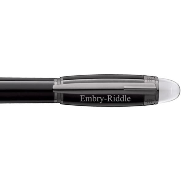 Embry-Riddle Montblanc StarWalker Fineliner Pen in Ruthenium - Image 2