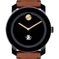Loyola Men's Movado BOLD with Brown Leather Strap