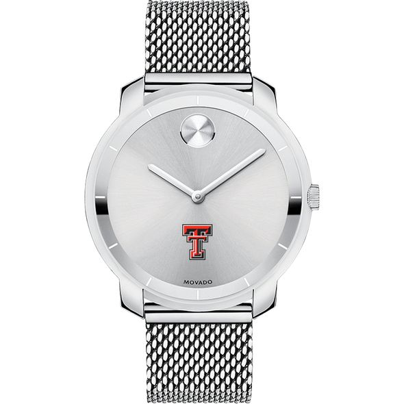 Texas Tech Women's Movado Stainless Bold 36 - Image 2