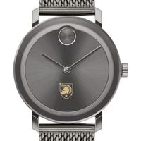 US Military Academy Men's Movado BOLD Gunmetal Grey with Mesh Bracelet