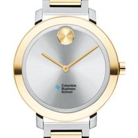 Columbia Business School Women's Movado Two-Tone Bold 34