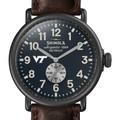 Virginia Tech Shinola Watch, The Runwell 47mm Midnight Blue Dial - Image 1