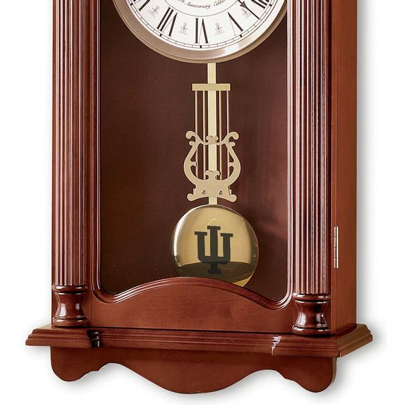 Indiana University Howard Miller Wall Clock - Image 2