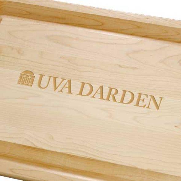 UVA Darden Maple Cutting Board - Image 2