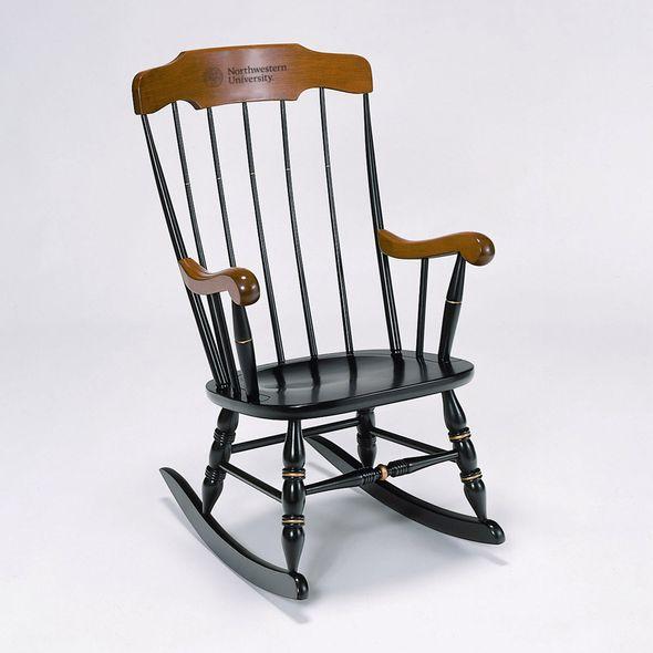 Northwestern Rocking Chair by Standard Chair