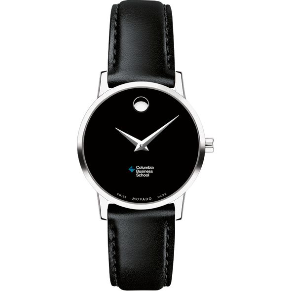 Columbia Business Women's Movado Museum with Leather Strap - Image 2