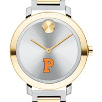 Princeton University Women's Movado Two-Tone Bold 34