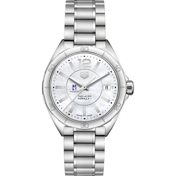 Northwestern University Women's TAG Heuer Formula 1 with MOP Dial - Image 2