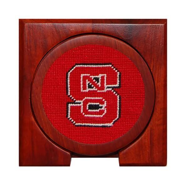 NC State Needlepoint Coasters - Image 2