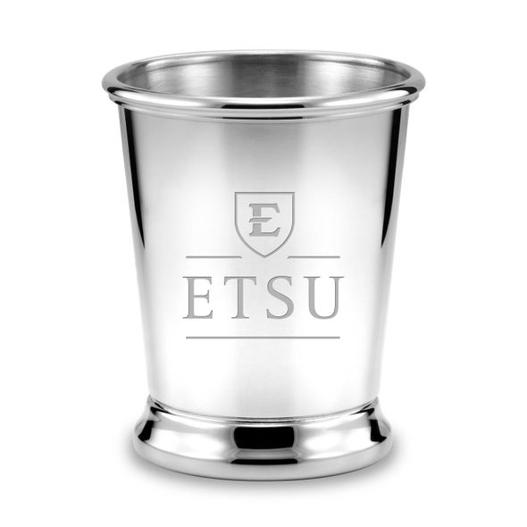 East Tennessee State University Pewter Julep Cup