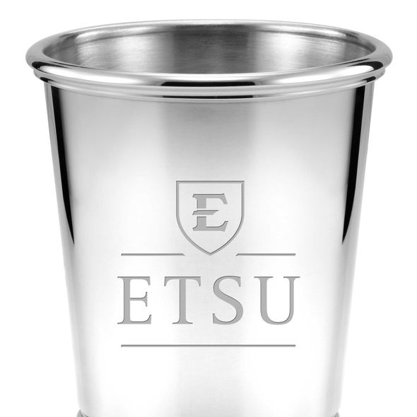 East Tennessee State University Pewter Julep Cup - Image 2