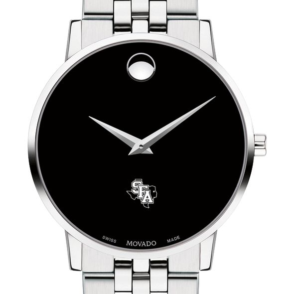 SFASU Men's Movado Museum with Bracelet