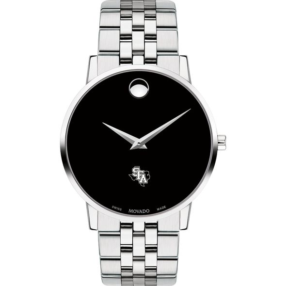 SFASU Men's Movado Museum with Bracelet - Image 2