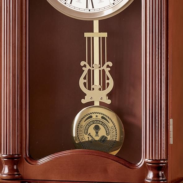 Miami University Howard Miller Wall Clock - Image 2