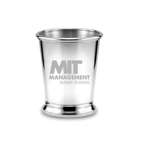 MIT Sloan Pewter Julep Cup - Image 1