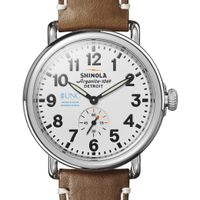 UNC Kenan-Flagler Shinola Watch, The Runwell 41mm White Dial