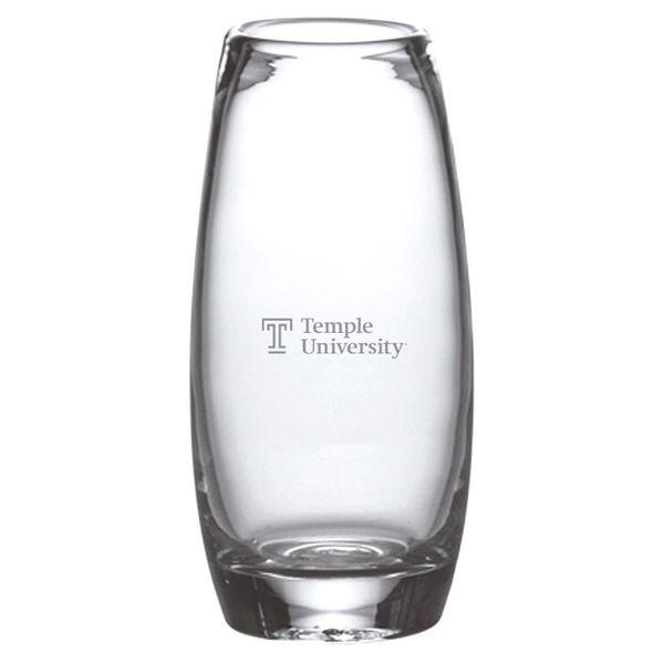 Temple Glass Addison Vase by Simon Pearce