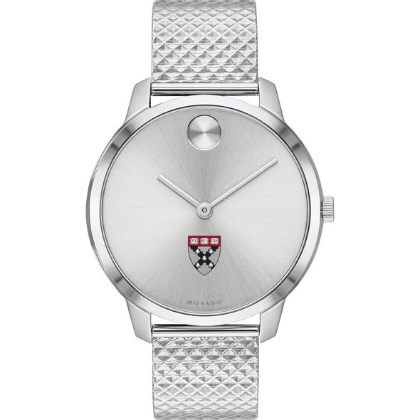 Harvard Business School Women's Movado Stainless Bold 35 - Image 2