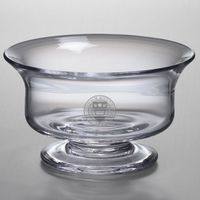 Boston College Simon Pearce Glass Revere Bowl Med