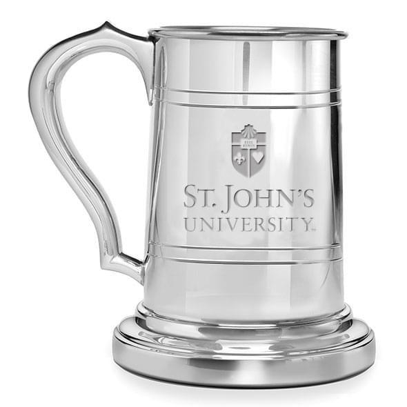 St. John's Pewter Stein