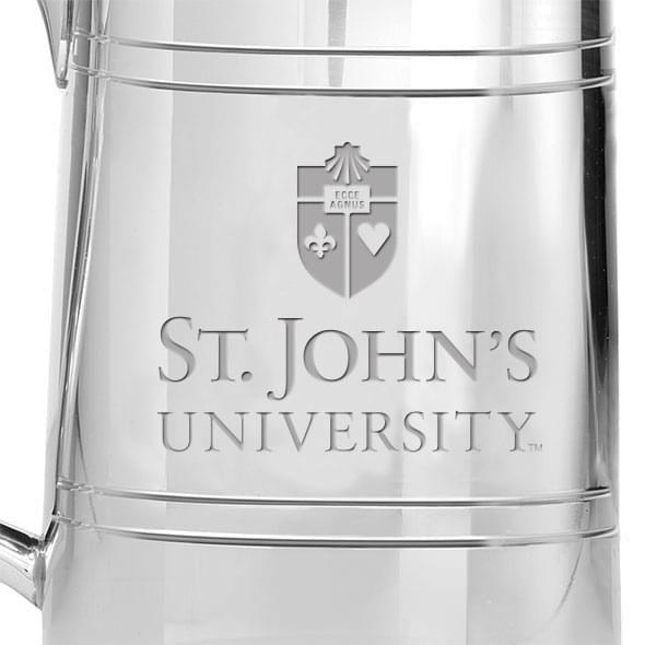 St. John's Pewter Stein - Image 2