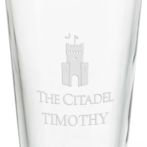 Citadel 16 oz Pint Glass - Image 3