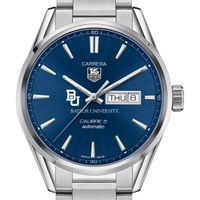 Baylor University Men's TAG Heuer Carrera with Day-Date