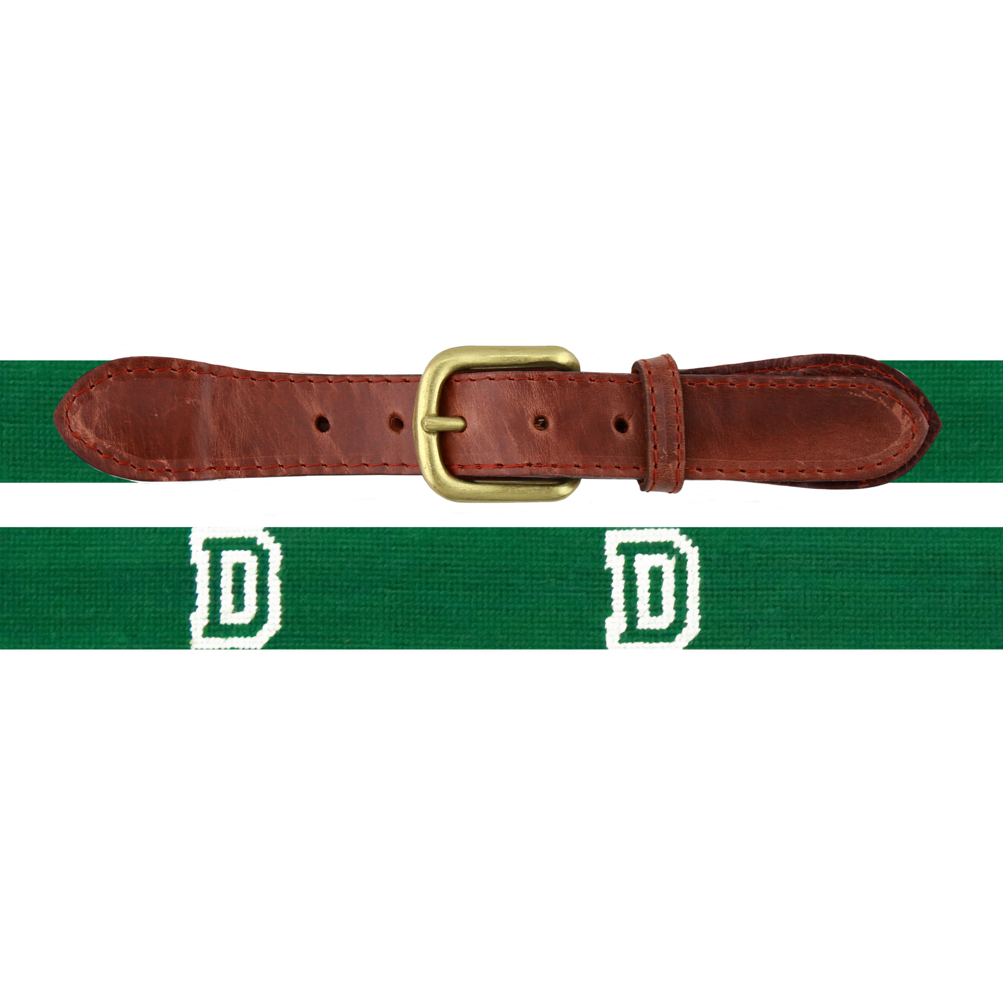 Dartmouth Men's Cotton Belt - Image 2